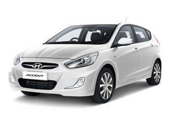 Hyundai Accent – Compact.